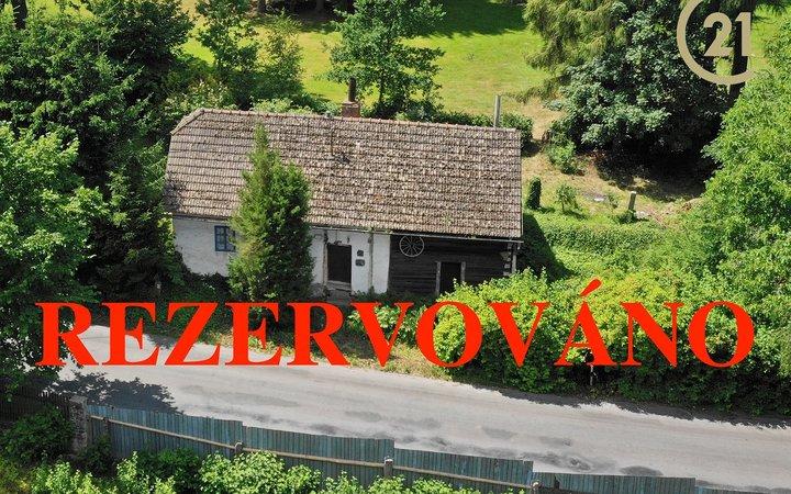 Exkluzivní prodej chaty v obci Radešín, 746 m2