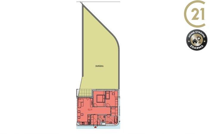 Novostavba 3+kk, 215 m2 v Oslavanech 25km od Brna