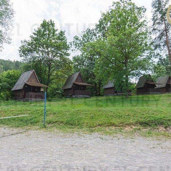 Prodej ubytovacího zařízení 16923 m² Nalžovice