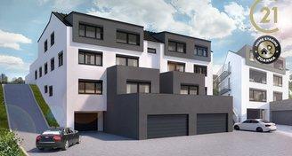 Prodej slunného bytu 4+kk  153 m2