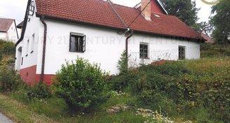 Prodej chalupy o 290m2, Dvoreček u Jindřichova Hradce