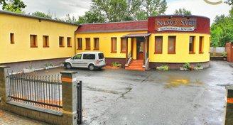 Prodej sportovního a restauračího zařízení Louny