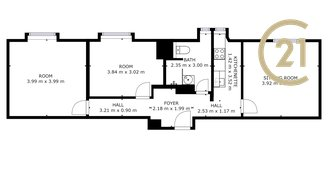 Prodej bytu 3+1 67m2 Praha 10 Vršovice