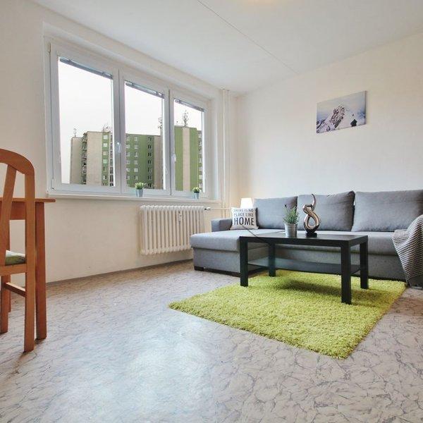Pronájem bytu 2 +kk, Brno-Židenice, ulice Valtická