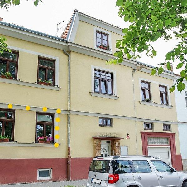 Pronájem bytu 2+KK, Dělnická Znojmo