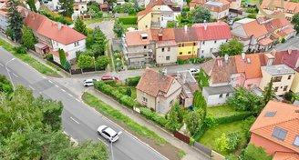 RD Praha 4-Spořilov, 4+1 na pozemku 285 m2