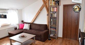Podnájem půdního bytu 3+1 Brno, Mlýnská