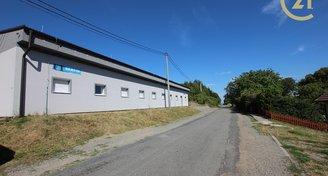 prodej skladovací haly v obci Kunice u Lysic