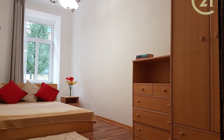Pronájem útulného bytu 2+1 v centru Brna