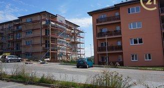 Pronájem bytu 1+kk s balkonem, Letovice