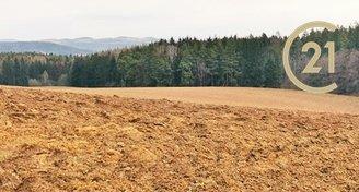 Zemědělské pozemky o výměře 42 964m2, Rudka u Kunštátu