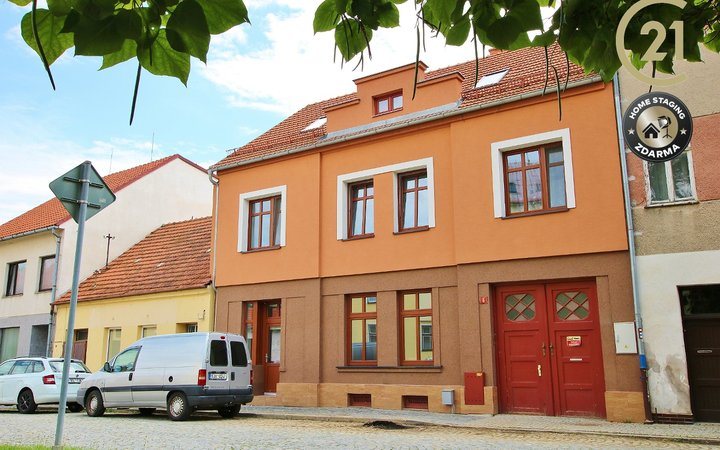 Pronájem moderního, přízemního bytu 1+1, Ivančice