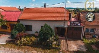 Rodinný dům 3+1 s garáží ve Spytihněvi