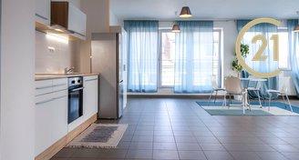 Pronájem atraktivního bytu 2+kk, Vsetín, ul.Nádražní.