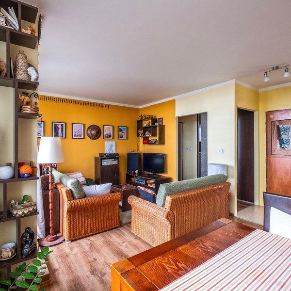 Prodej slunného bytu 3+kk, Praha 8 - Kobylisy