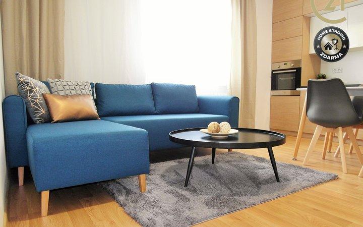 Pronájem komfortního bytu 3+kk, Brno