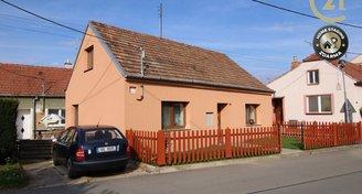 Prodej menšího RD po rekonstrukci, Křižanovice