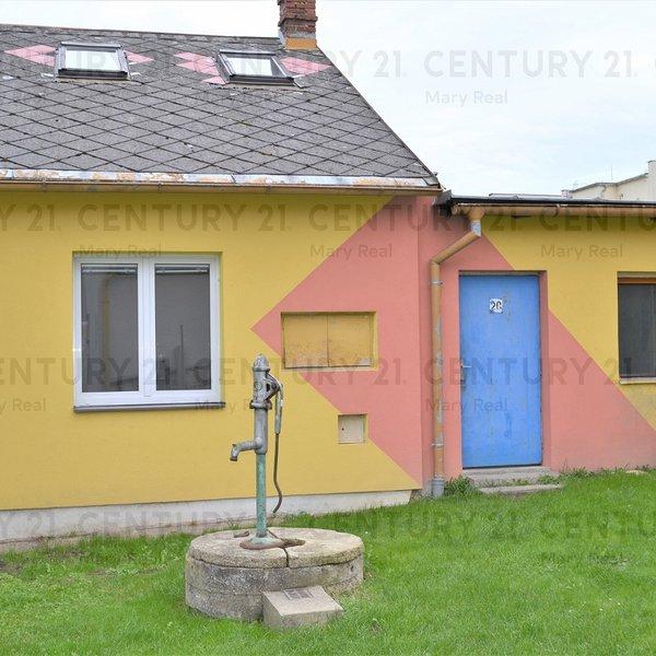 Rodinný dům 2+1+1 v Suchém Vrbném v Č.B.