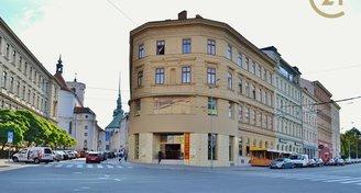 Prostor pro tatéra v centru Brna, ul. Jezuitská