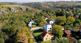 Prodej RD 4+kk, 132 m2 na pozemku 319 m2, P5 – Jinonice
