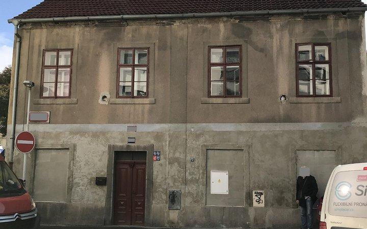 Bytový dům na skvělé adrese vhodný pro novou výstavbu