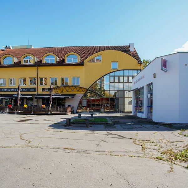 Komerční prostory 55 m2 v Českých Budějovicí 3