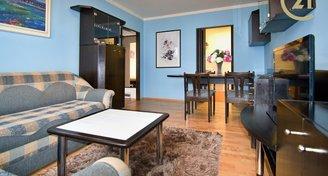 Byt 2+1, 43 m2, Praha 10 - Vršovice