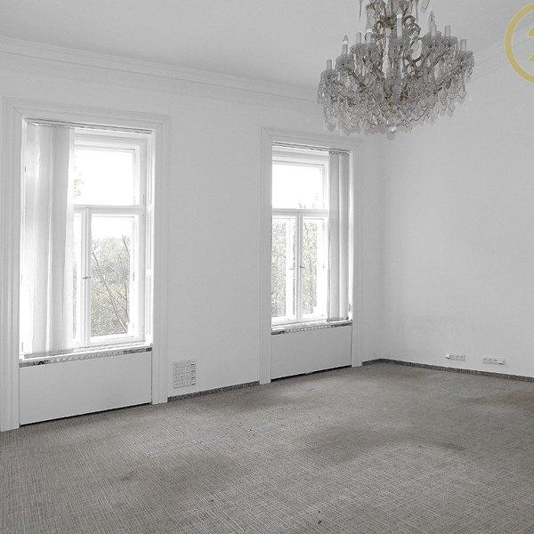 Pronájem 4 kanceláří celkem 120 m2, Washingtonova
