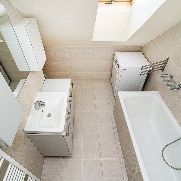 Designový byt ve Strašnicích s výhledem