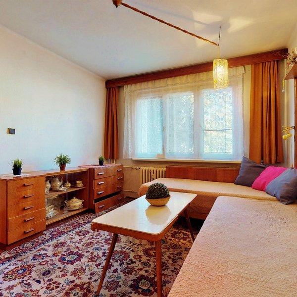 Prostorný byt 2+1 v osobním vlastnictví