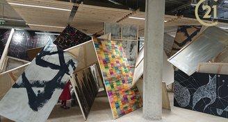 Prodej nebytového prostoru - galerie v Černošicích