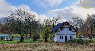 Rodinný dům u lesa, Proseč pod Ještědem