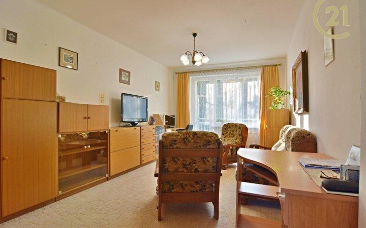 Prodej bytu 2+1/B, 53m2, Praha 4 - Nusle
