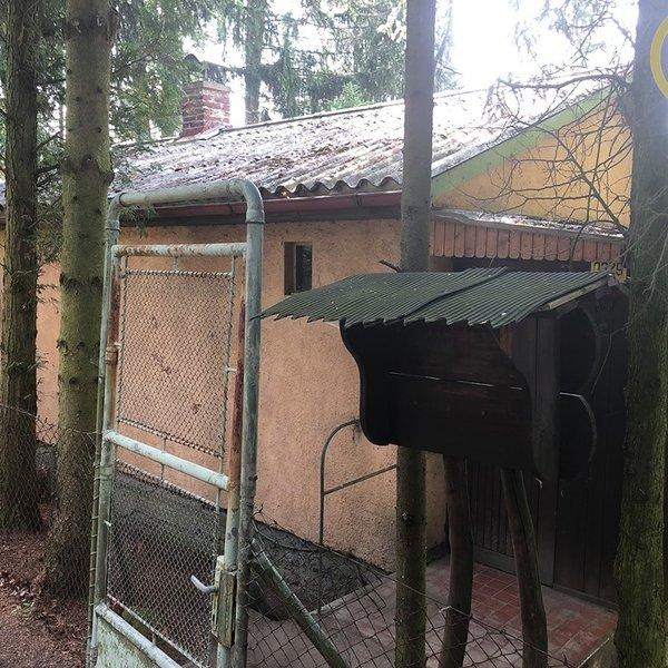 Prodej chaty na vlastním pozemku 383m2 v obci Kaliště