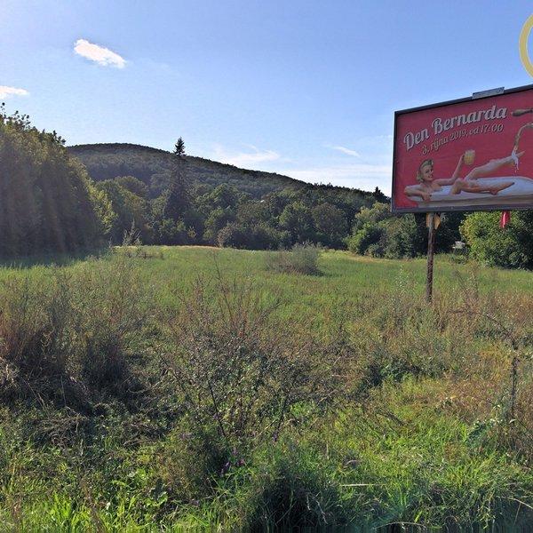 Prodej pozemku 1220m2, Brno Komín