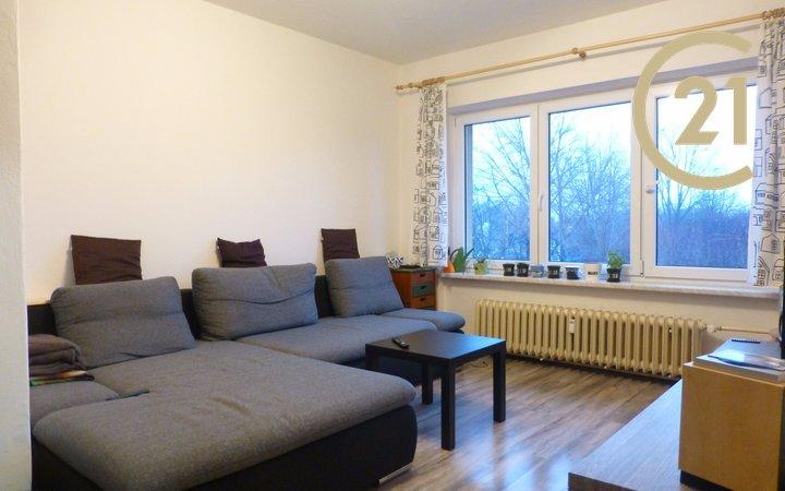Pronájem nezařízeného bytu 1+1, Ostrava-Výškovice
