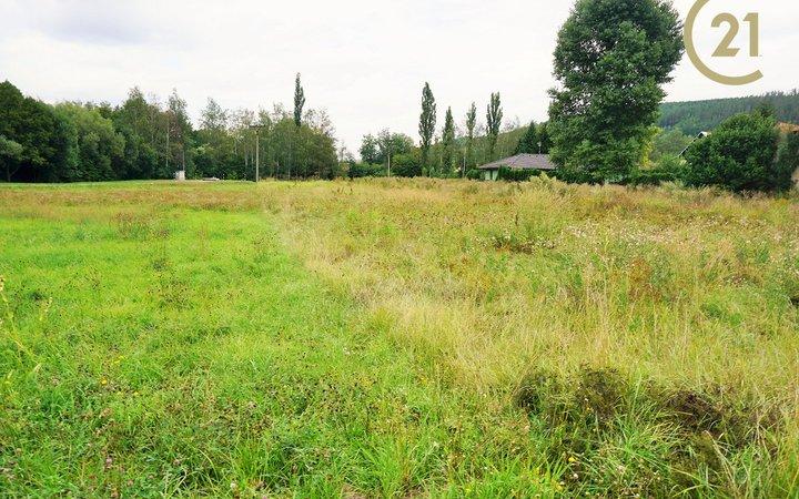 Pozemek o výměře 2289m2 k výstavbě RD, Mladkov