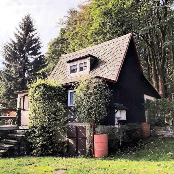 Prodej horské chaty 55 m2 s pozemkem 436m2 Lužické hory