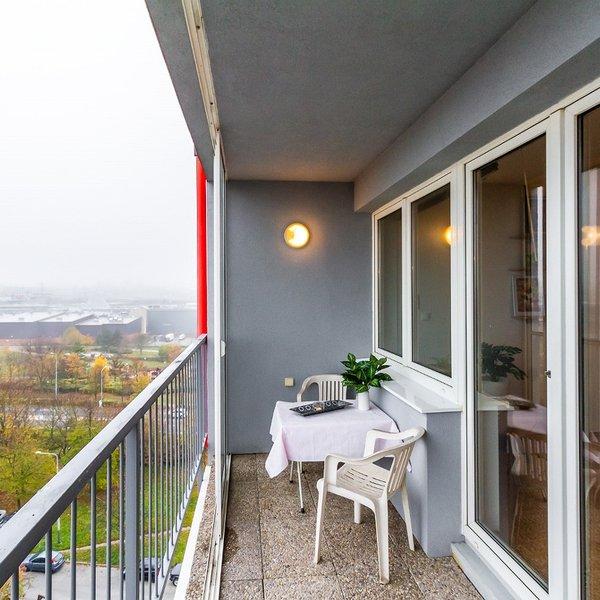 Velmi hezký byt 3+kk, 67,6 m2, lodžie, Praha - Letňany.