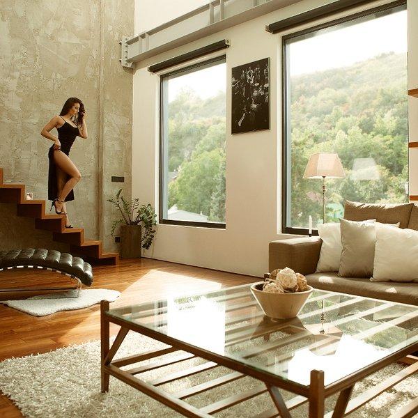 Výjmečný designový byt Křížova-Smichov