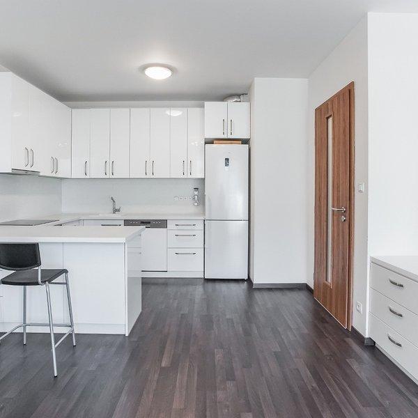 Prodej bytu v 2kk v ulici Kačírkova - Jinonice