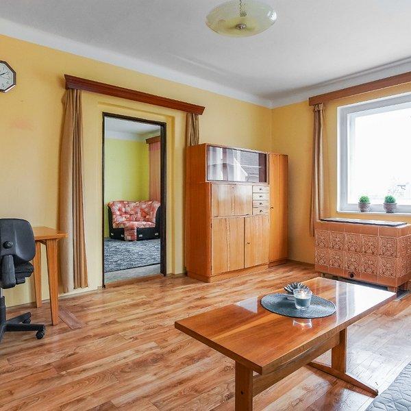 Prodej rodinného domu 4+1 se zahradou, Chrudim - Vlčnov