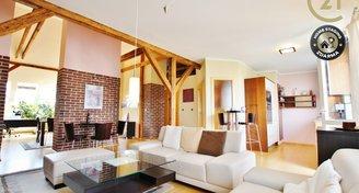 Nádherný byt 3+kk na ul. Arné Nováka 110 m2 s terasou