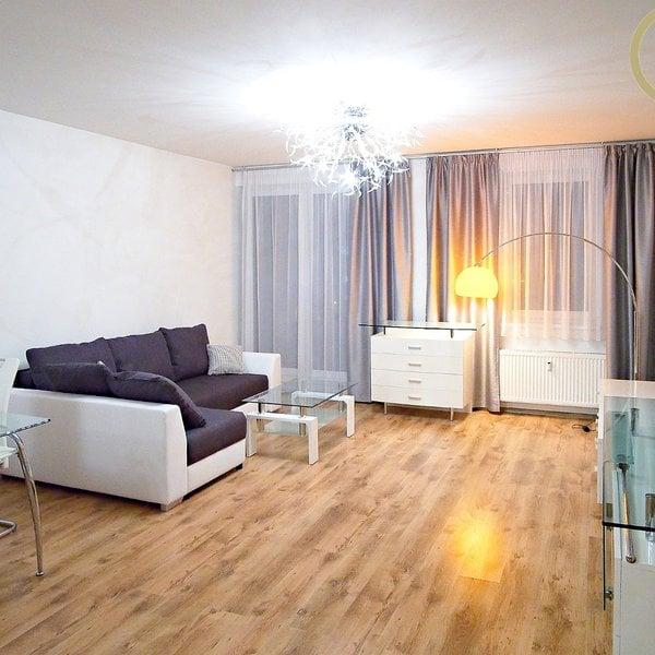 Pronájem bytu 2+kk, 59 m2, Wiedermannova Praha 5