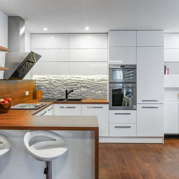 Prostorný rodinný byt 5+kk/2 B (148 m2) - P9 - Střížkov
