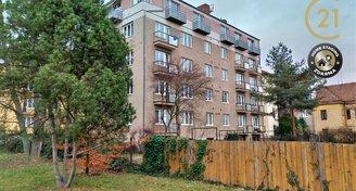 Cihlový byt 2+1 v oblíbené lokalitě, Královo Pole