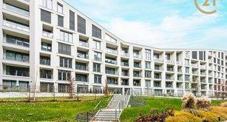 Pronájem nového bytu v Karlíně