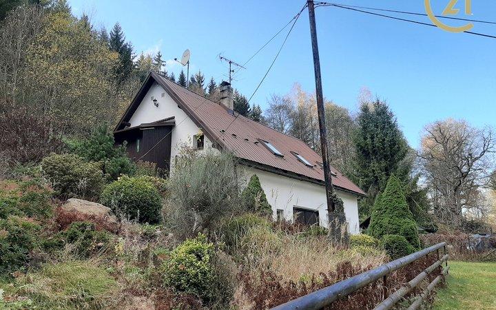 Prodej rodinný dům 145 m2, Jeřmanice (Liberec)