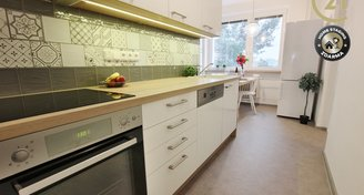 Perfektně zrekonstruovaný byt 3+1, Rajhrad