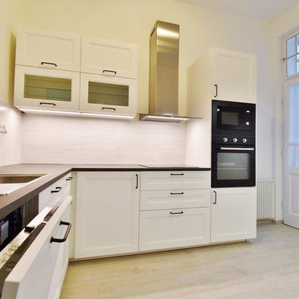 Nový byt po rekonstrukci 2+1, 77 m2 na ul. Panská